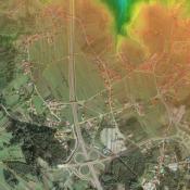 GIS z Numerycznym Modelem Terenu