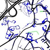 Systemy Informacji Geograficznej - infrastruktura drogowa