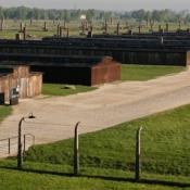 Auschwitz baraki - zdjęcie