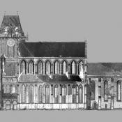 Katedra Świętych Janów w Toruniu - chmura-punktow