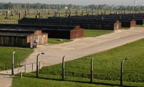 Auschwitz - baraki obozu zagłady