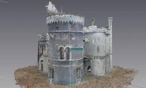 Oficyna model 3D